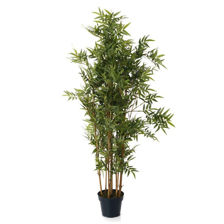1000 id es sur le th me plantes artificielles sur for Bambou interieur deco
