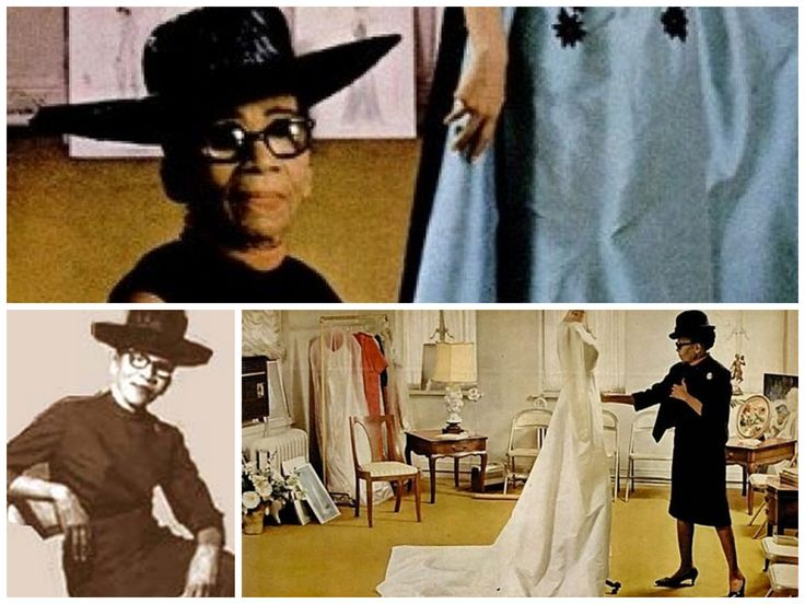 Little Known Black History Fact:  Ann Lowe Designed Jacqueline Kennedy's Wedding Dress
