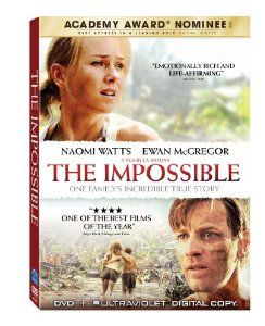 The Impossible, starring Naomi Watts and Ewan McGregor. Screening 4/23 at 6:30.