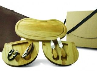 Set de Provolone y Cabernet Executive