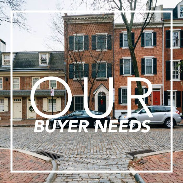 With Such A Small Amount Of Houses For Sale In Philadelphia We Re Reaching Out To You If You Know Anyone Looking To S Real Estate New Homes Real Estate Agent