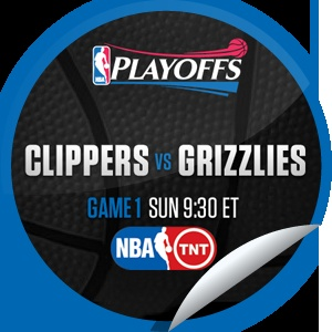 nba playoffs 2012 clippers vs grizzlies