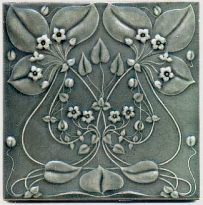 356 best images about ceramic murals and tiles on for Art nouveau tile mural