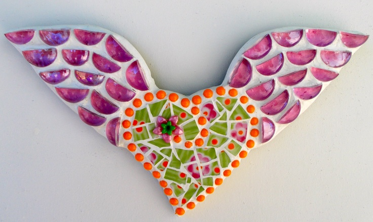 etsy.com/shop/Heart2HeartMosaics ~ A whole lota love goes into every mosaic I…