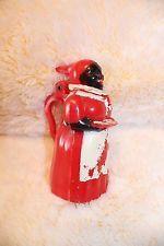 "VTG.Black Americana 1950's USA (Aunt Jemina) plastic Syrup Pitcher 5.5"" fair"