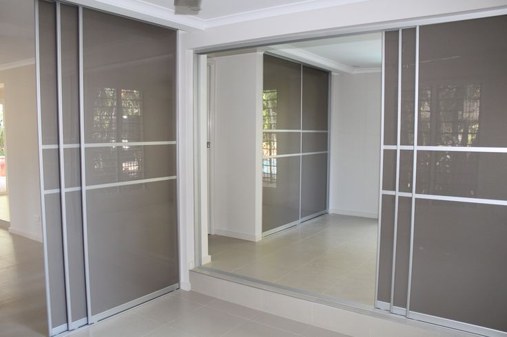 Room Dividers & Wardrobe Doors: Composite Sliding Doors