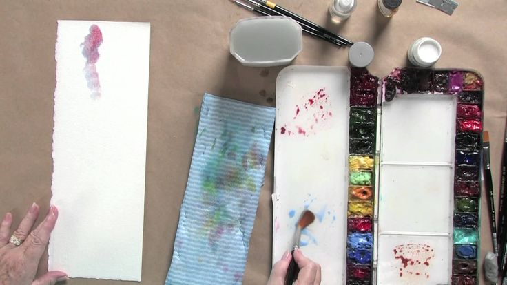 Watercolor Techniques for Colorful Shadows with Anne Abgott