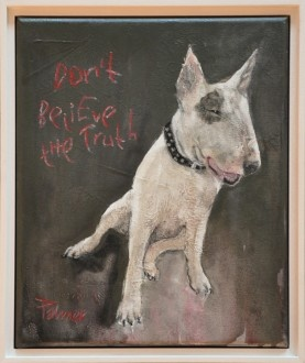 Christian Palmer, 'Don't Believe The Truth', 2012.