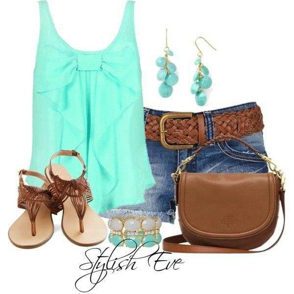 Summer outfit. So ready for summer