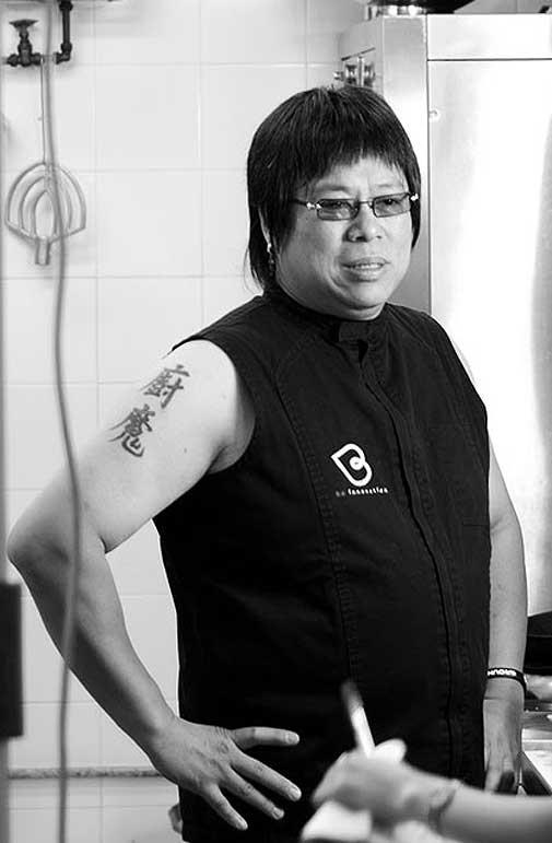 Michelin-starred chef Alvin Leung challenges our perception of food with a shocking experiment on unsuspecting visitors to his restaurant. http://www.arbuturian.com/2013/bo-london
