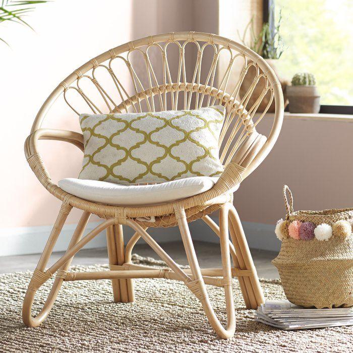 Sheena Papasan Chair Outdoor Lounge Schone Lampen Wohnen