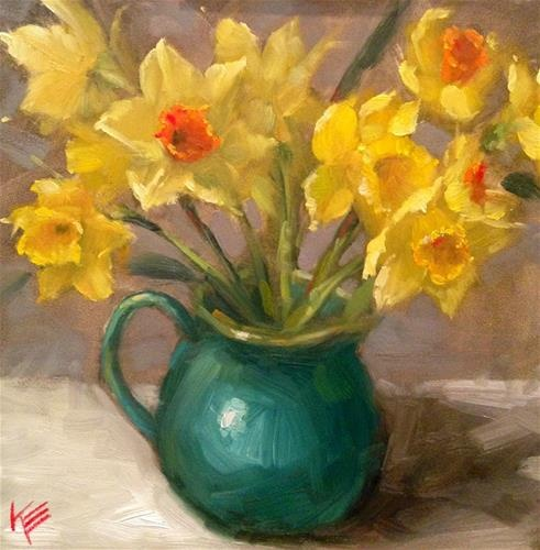 10 best images about art daffodils on pinterest for Original fine art for sale