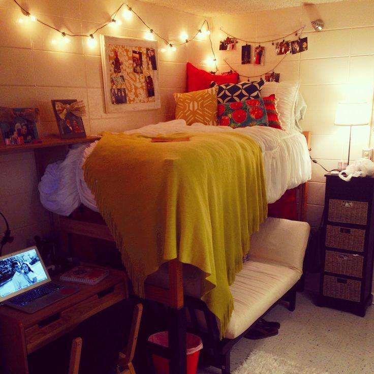 Dorm Room At The University Of Alabama Interiors