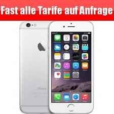 Iphone 6 16 GB Flat Light  Highspeed Internet ab 2x19,90,- mtl.