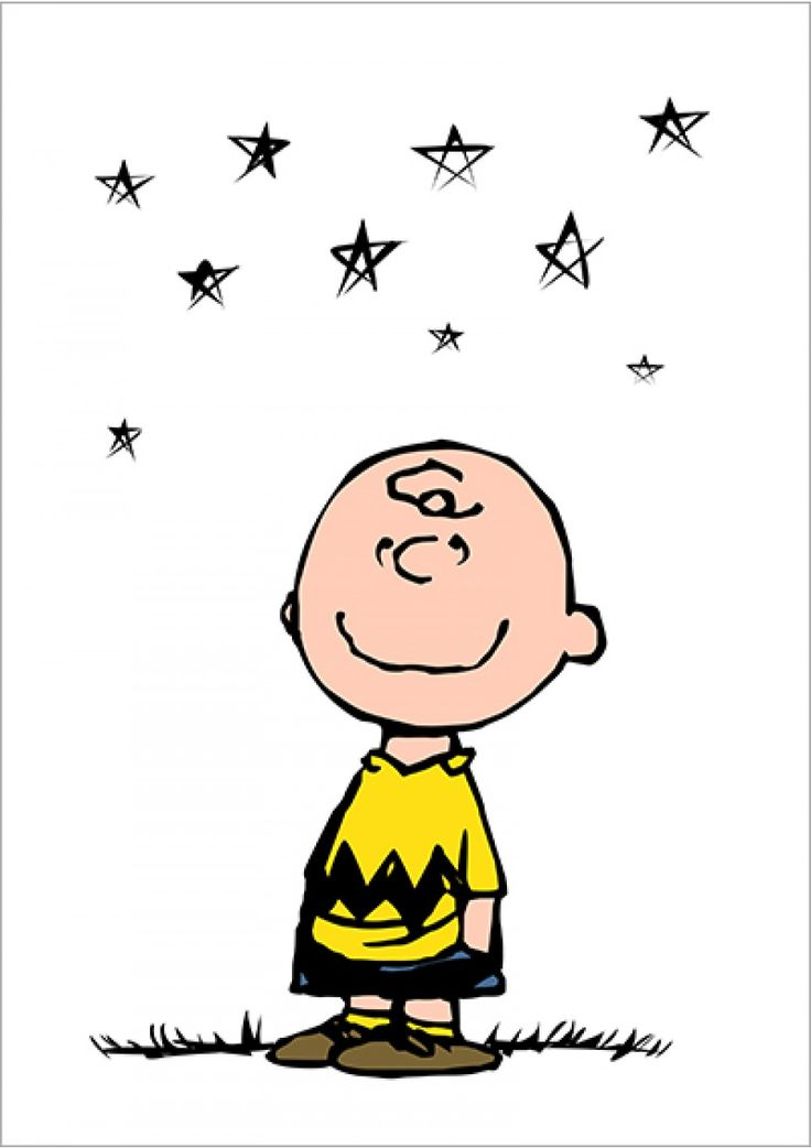 Charlie Brown - Peanuts - Desenhos | Posters Minimalistas