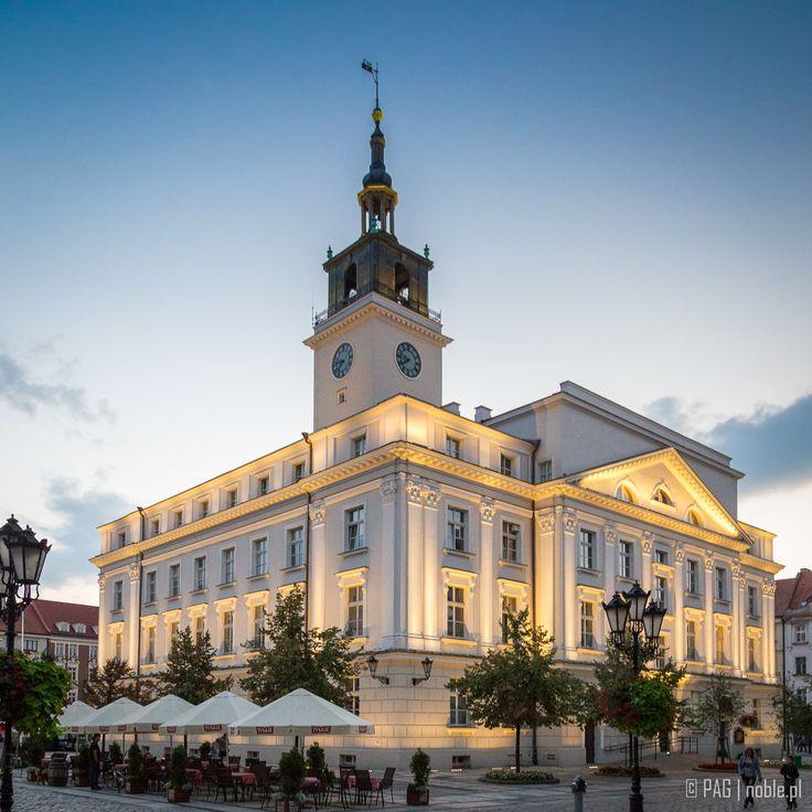 Ratusz w Kaliszu | The Townhall in Kalisz, Poland
