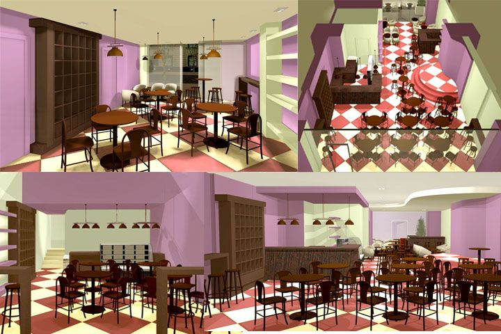 1000+ Images About Cafetería On Pinterest