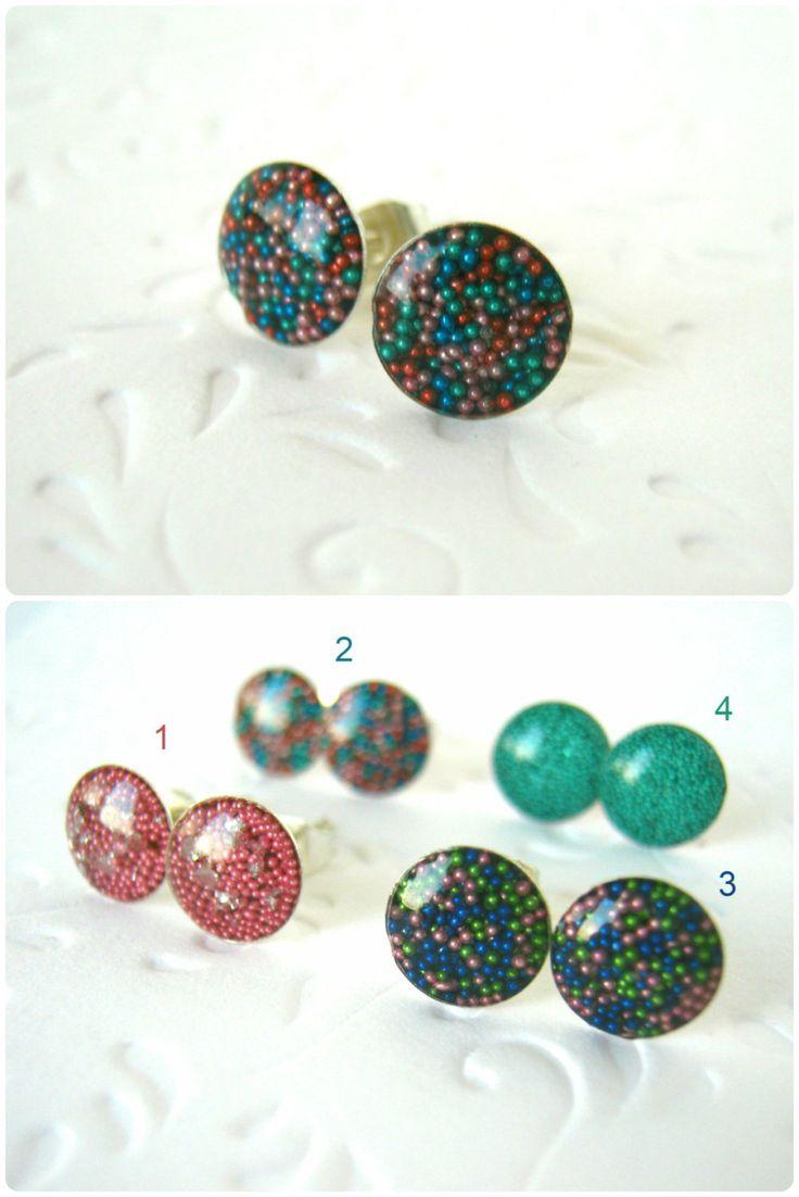 the 25+ best diy resin stud earrings ideas on pinterest | diy