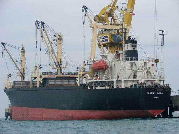 Cargo Ship Tweendecker - http://boatsforsalex.com/cargo-ship-tweendecker/ -    US$1,000  Year: 1990Length: 319'Engine/Fuel Type: SingleLocated In: MaltaHull Material: SteelYW#: 75979-2511566Current Price: US$1,000Develop for sale following TWEENDECK GC asf:- CA1008MV 'PACIFIC EAGLE' Blt 1990-09 by NISHI SHIPBUILDING CO.LTD.6,857 dwt on 7493m ...