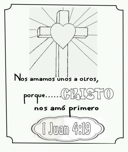 40 best LÁMINAS CRISTIANAS PARA COLOREAR images on Pinterest ...