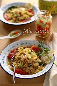 Javanese noodle - mie godog jawa