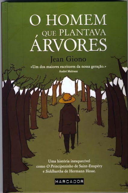 """LUIS DESENHA: """"O Homem que plantava Árvores"""" um conto Jean Giono..."""
