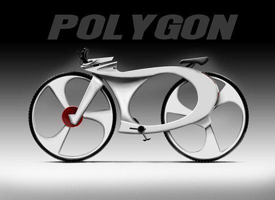 Polygon Concept Bike