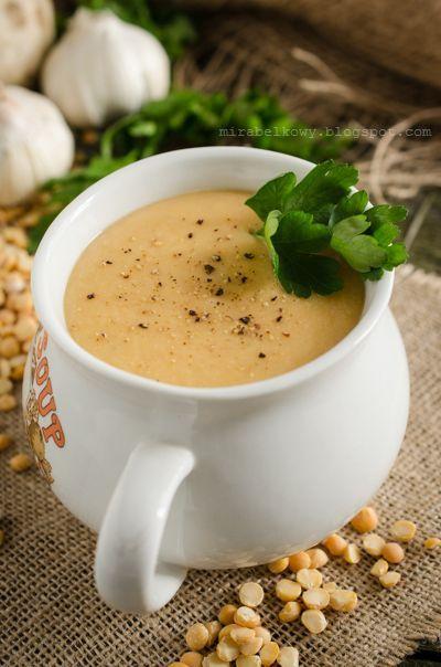 Londyńska zupa grochowa