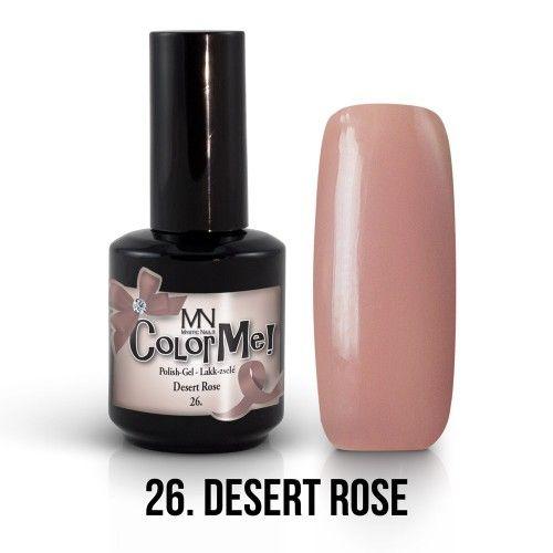 ColorMe! 26 - Desert Rose 12ml Gél Lakk
