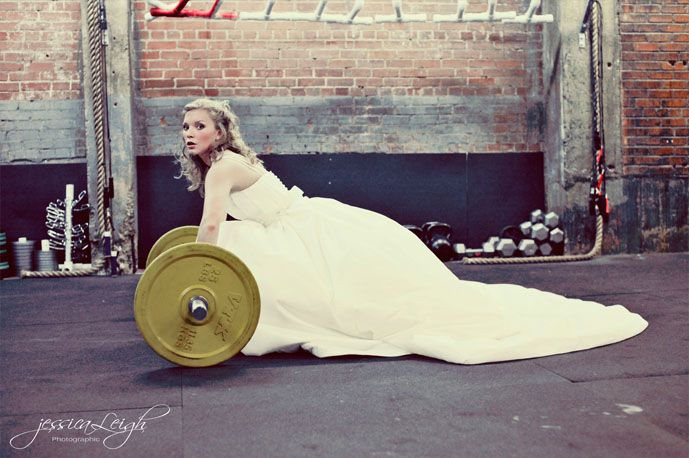 Wedding WOD  #crossfit