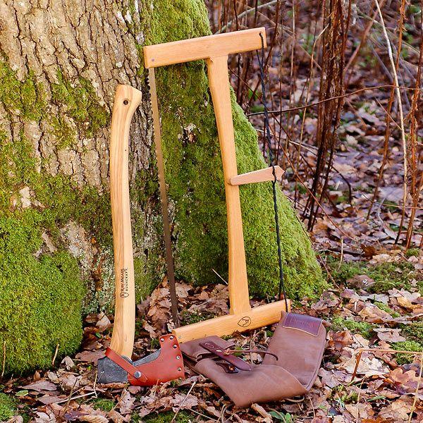 Woodlore Folding Buck Saw