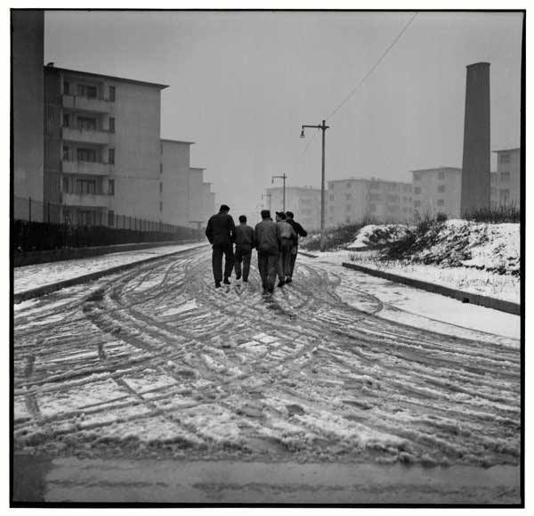 Ugo Mulas. Milano, 1953-54