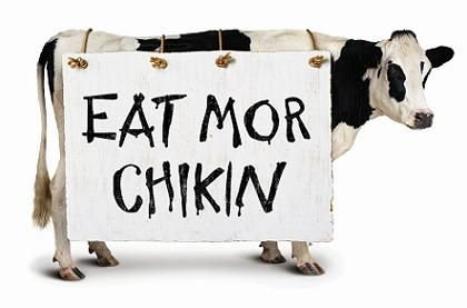 I love Chick-fil-A and their courage to stand for family and Biblical values!