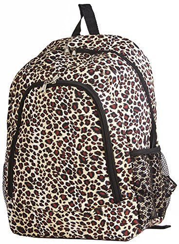 World Traveler Leopard 16-inch Multipurpose Backpack World Traveler http://smile.amazon.com/dp/B00QAM0IRW/ref=cm_sw_r_pi_dp_LgwZub1P9C6S8