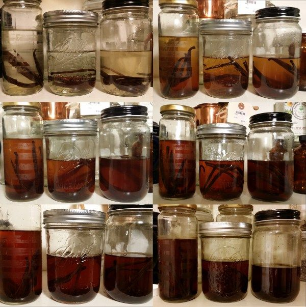 DIY Vanilla Extract | Zero Waste Chef