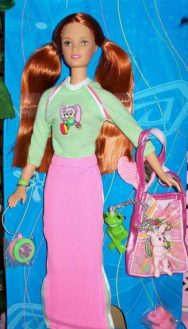 Totally Yo-Yo Courtney® Doll | Everything Barbie Dolls ...