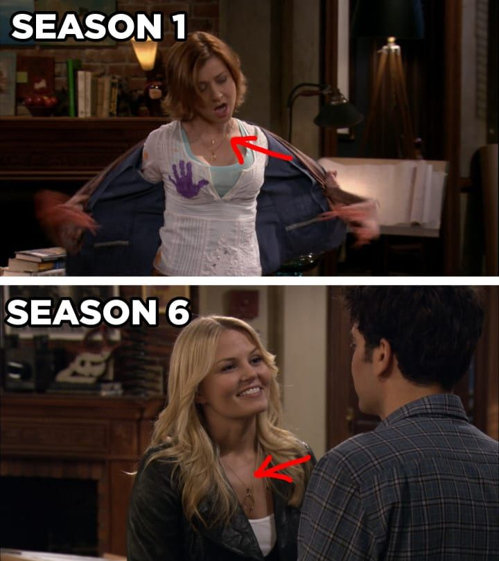 """21 Tiny Little Things You Never Noticed In """"How I Met Your Mother"""""""
