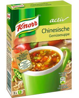 Knorr+activ+Chinesische+Gemüsesuppe