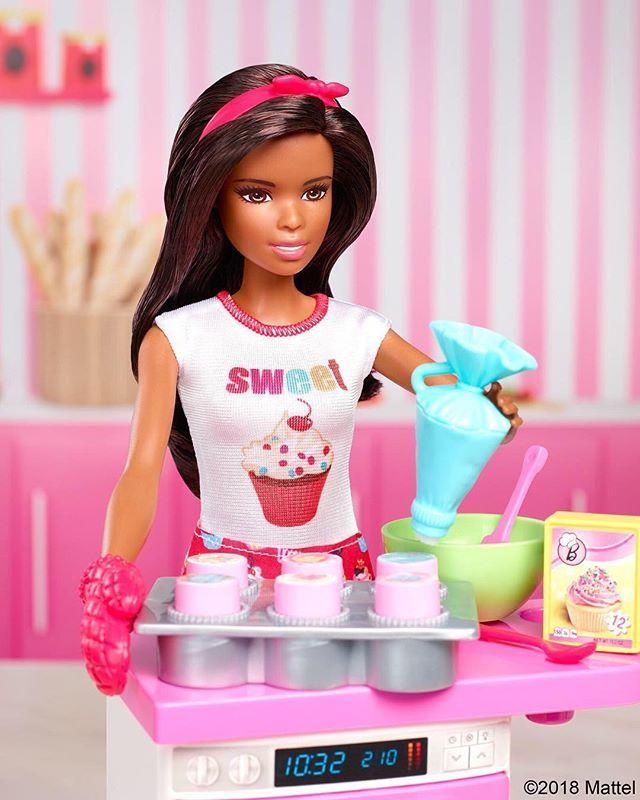 how to buy reasonable price quite nice Barbie baking | (@barbie) • Instagram photos and videos in ...