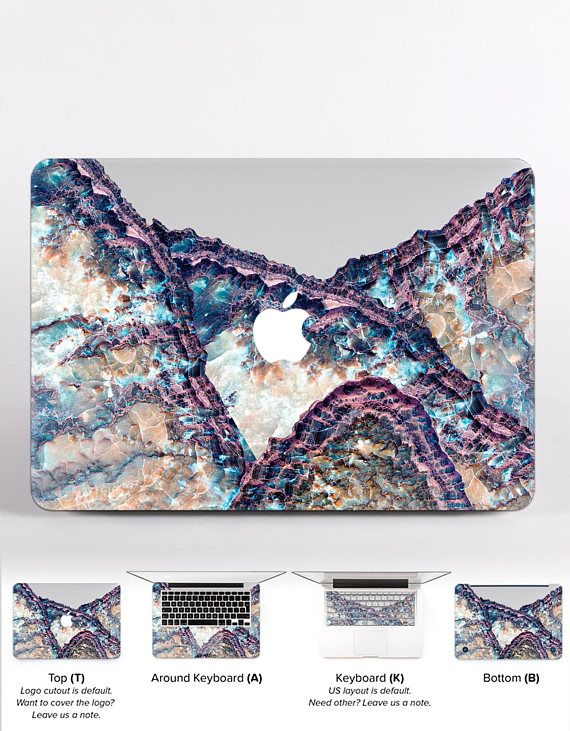 MacBook 13 Pro 2016 peau ordinateur portable housse violet 12 MacBook sticker MacBook Pro Retina 15 cas clair MacBook Air 11 pouces autocollants en marbre -Facile à appliquer. -Ultra haute qualité d'impression, coupe de précision, pleine de détails. – Ordinateur portable peaux sont faits de vinyle mat de haute qualité et ne sont pas des cas de coquille dure. – 100 % imperméable à l'eau, résistant à l'huile – La peau permettra de protéger votre ordinateur portable des rayures, mais si vous…