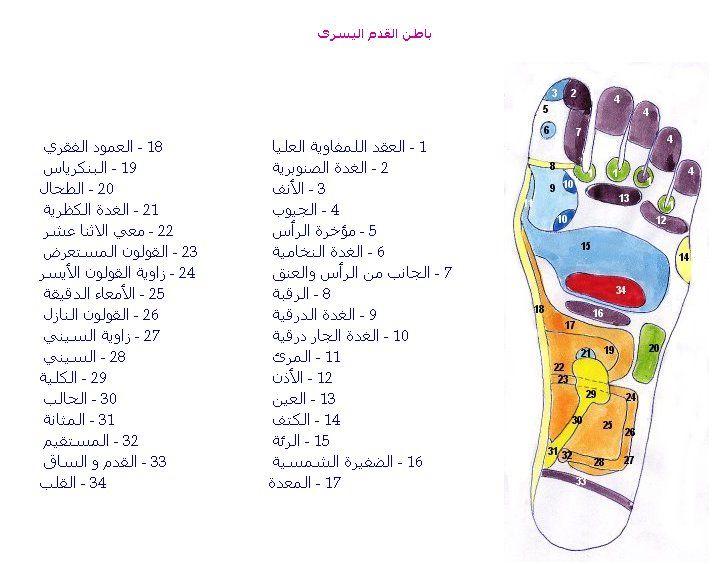 3ilaj رفلكسولوجي القدمين Childrens Education Body Massage Body Care