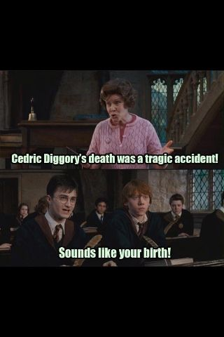 Funny harry potter