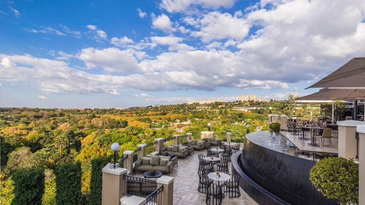 11 of Joburg's coolest places to hang out this summer