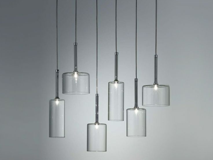 Spillray Lampadario Glass Pendants