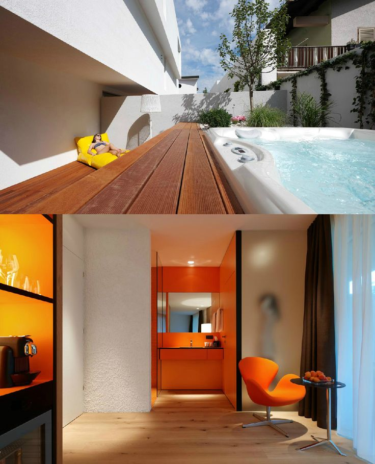 Hotel Pupp | Boutique Hotel | Brixen | Italy | http://lifestylehotels.net/en/hotel-pupp | Room | Private Pool | Terrace | Luxury Lifestyle