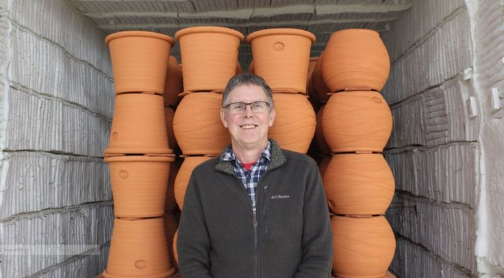 Technical Manager at Morris & James pottery, Matakana New Zealand.  A write up by local publication Junction Magazine.