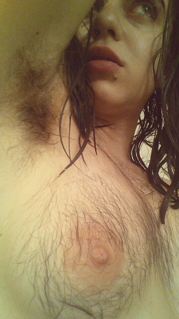 Hairy Everywhere 98