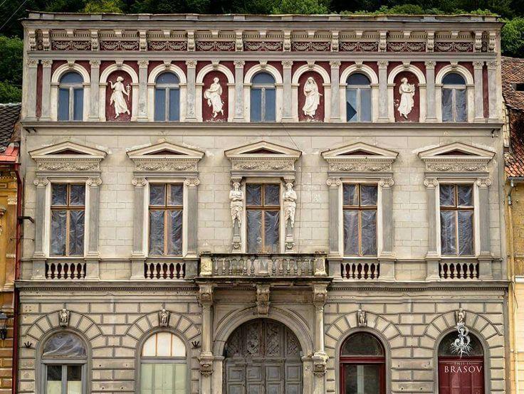 Hotel Continental, strada Castelului, Brasov Posted by Radmila Catinean