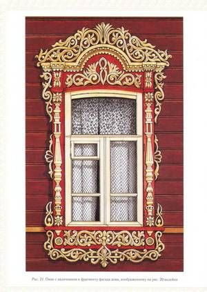 Russian window from Siberia- I love how such a bleak cold area of the world, can produce such beautiful things!