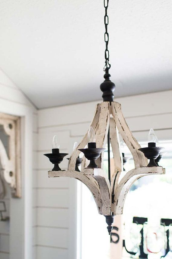 distressed cottages style canopy with rust arms cottage lovedima scrolled wood dp light chandelier candelabra